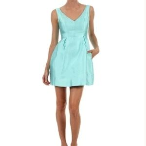 Kate Spade 2 Tiffany Blue Susannah dress